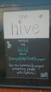 The Hive - home of Wild about Hampstead Heath