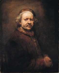 London National Gallery Next 20 09 Rembrandt - Self Portrait at the Age of 63