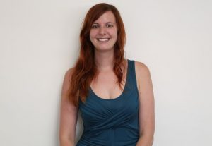PhD student Luciana Miu