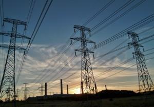 Electric pylons