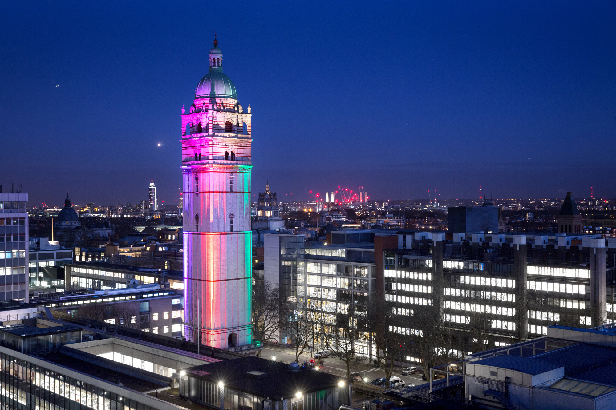Queen's Tower - LGBT History Month