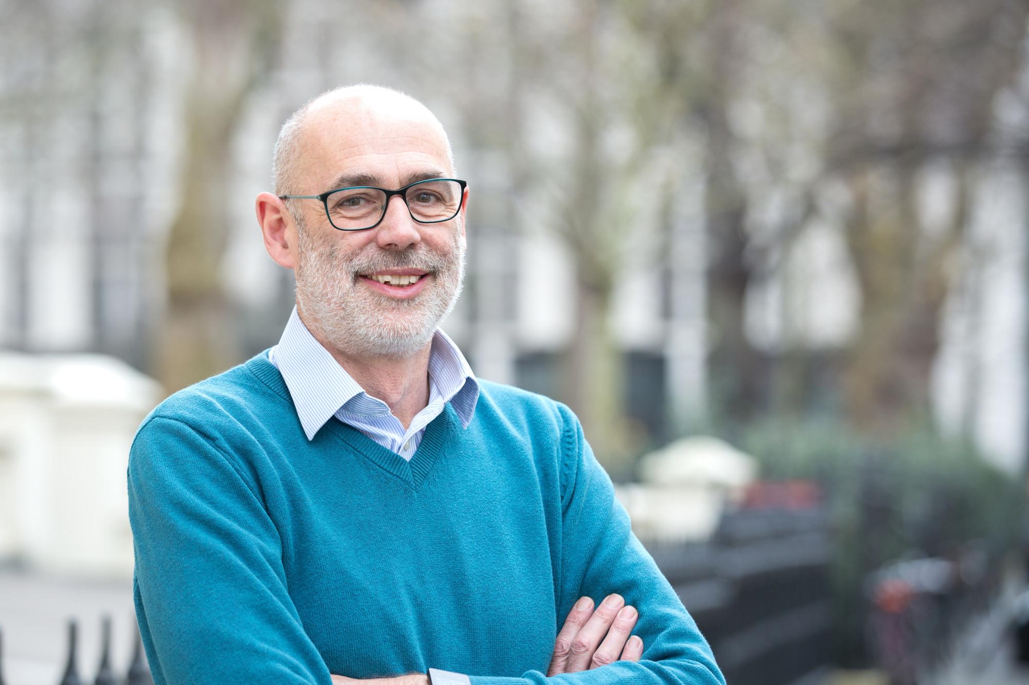 Professor Gary Frost