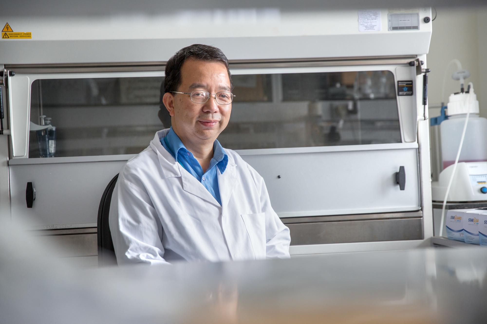 Professor Frederick Tam