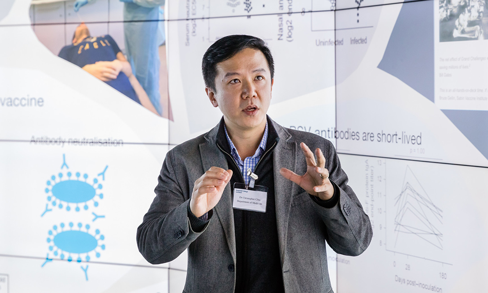 Dr Christopher Chiu