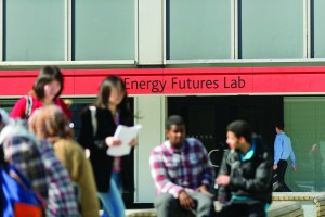 Energy Futures Lab building