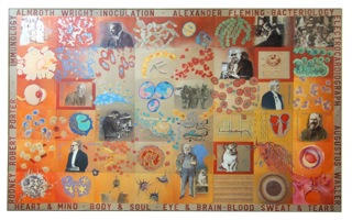 Faye Carey mural