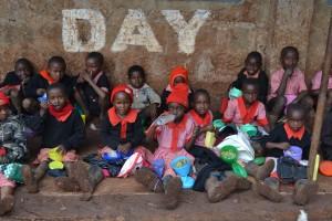 Kenya school lunch
