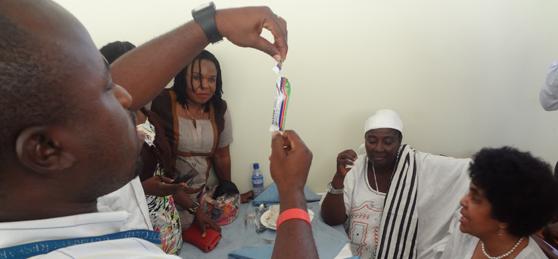 MNPs training in Ghana