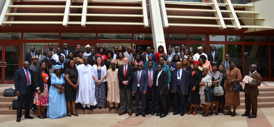 Nigeria high level meeting
