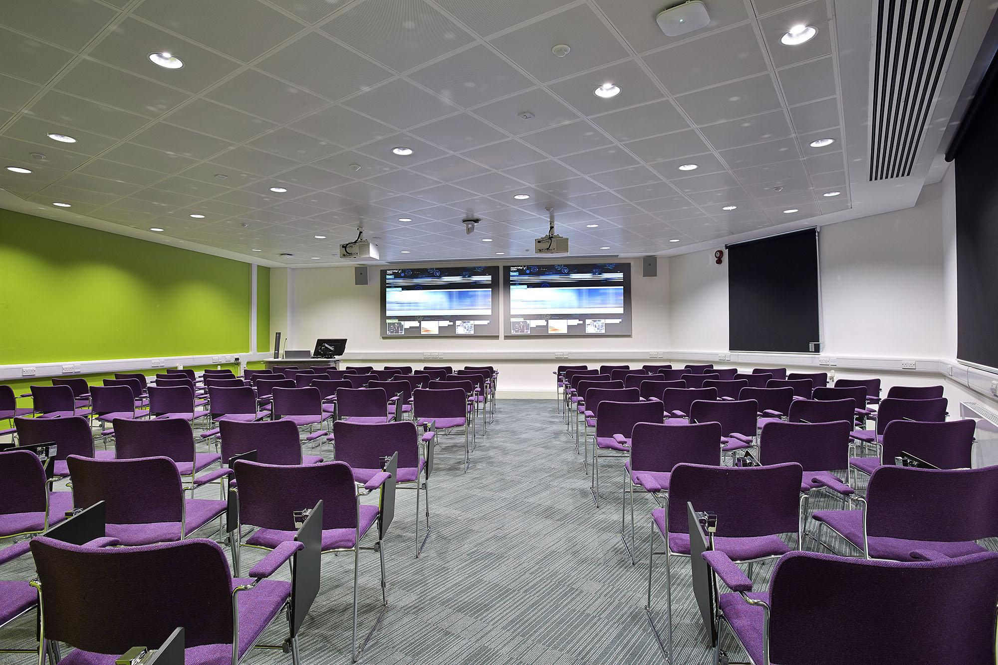 New Seminar Rooms At St Mary S Fom Staff Blog