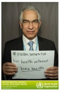 who dementia