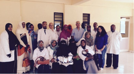 Family Medicine in Sudan