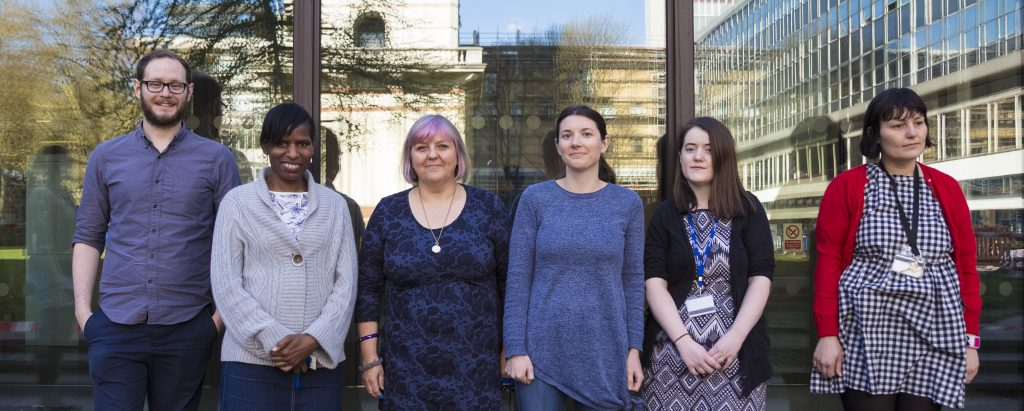 Open access team at Imperial College London