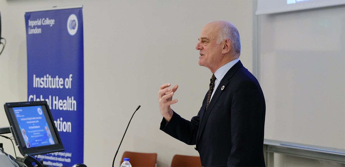 IGHI Annual Lecture 2018