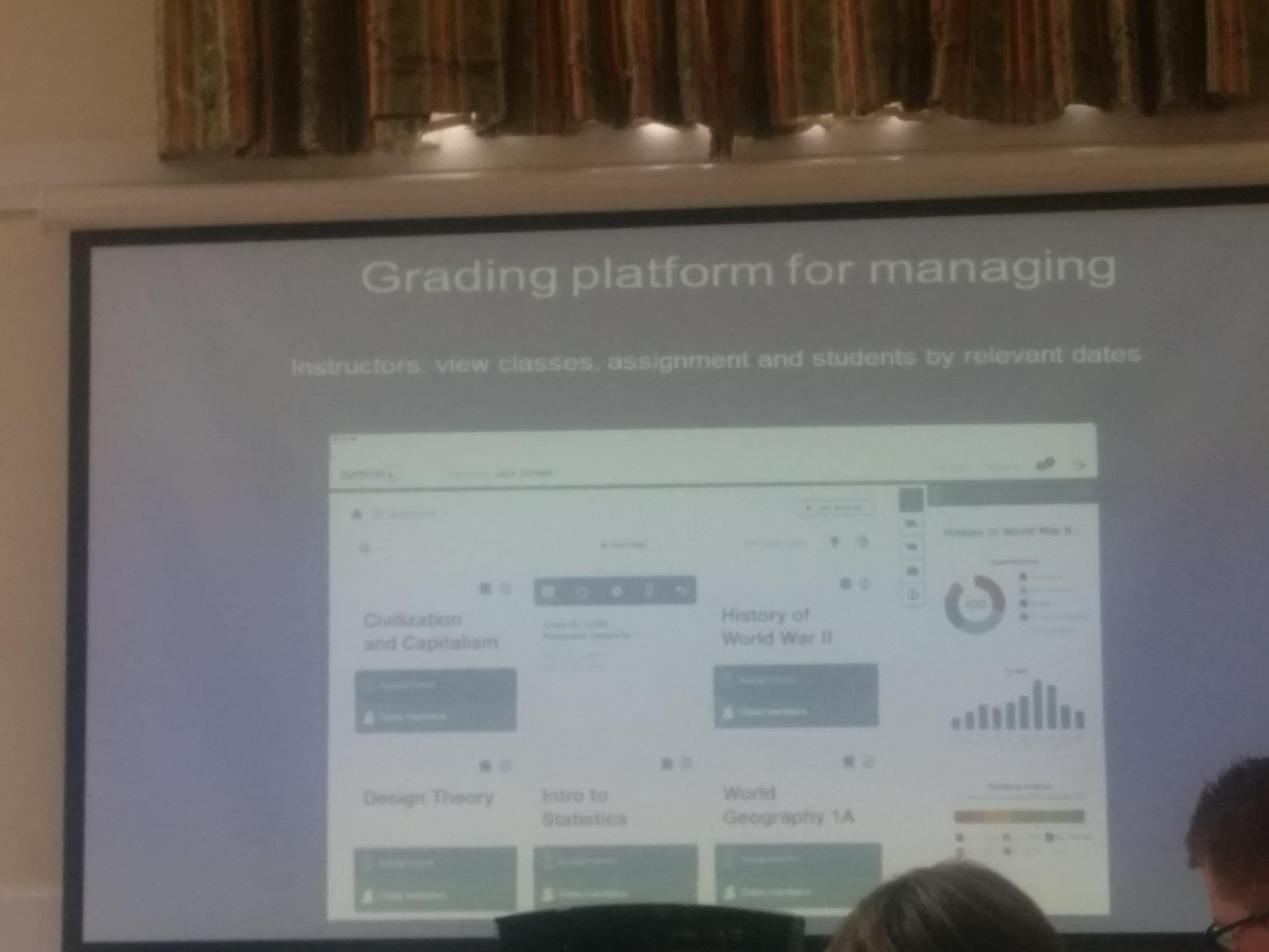 London Blackboard User Group Meeting Review – 31/07/15 - ICT