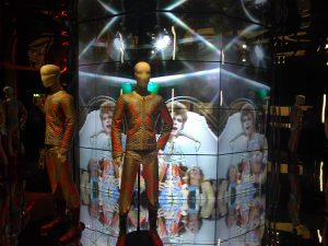 Bowie exhibition