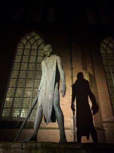 Groningen at night