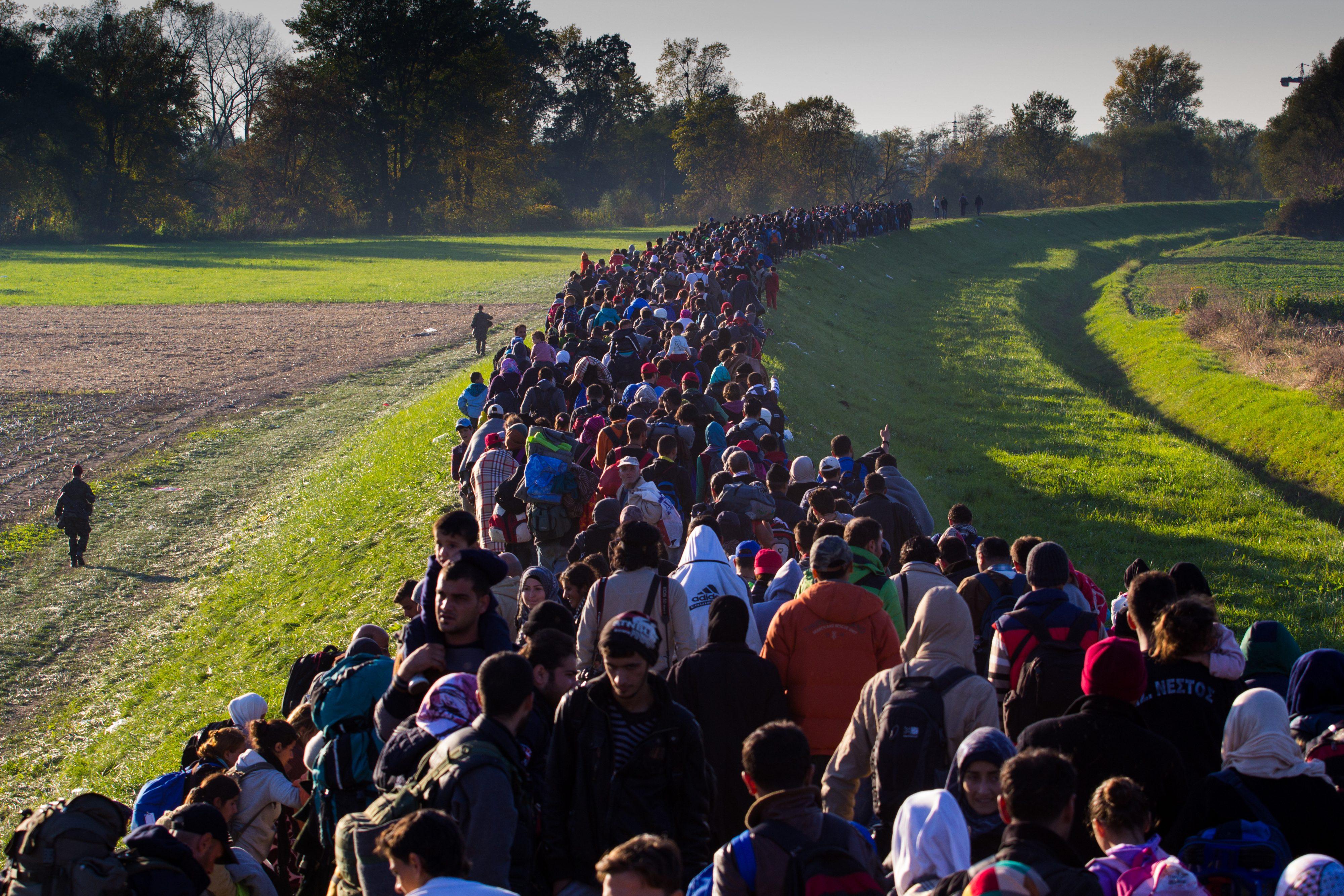 migration queue