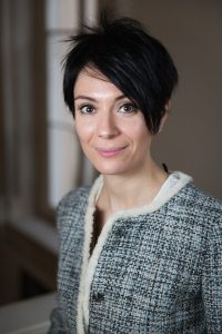 Dr Stamatia Giannarou