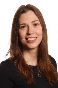 A photograph of IGHI's Niki O'Brien