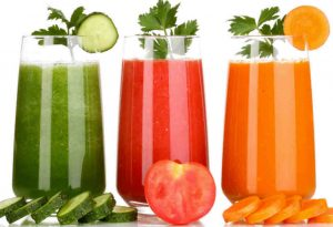 Detox drinks that claim to cleanse the body of toxins – not a claim supported by science!
