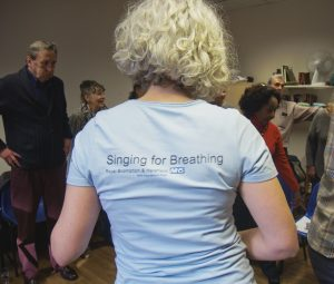 COPD singing