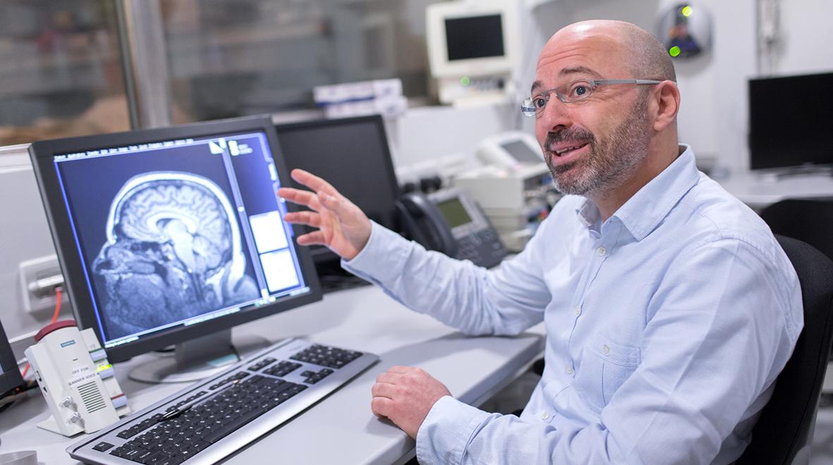 Dr Tony Goldstone