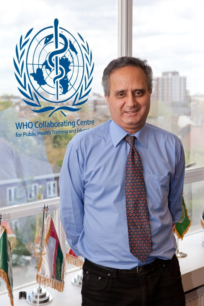 Professor Azeem Majeed