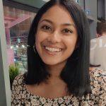 Headshot of Dhanya Mahadevan, Change Makers student