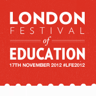 London Festival of Education 2012 Logo