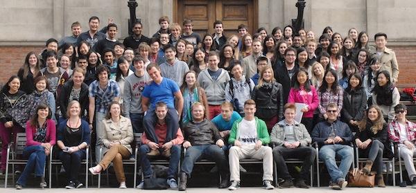 Biochemistry - Class of 2013