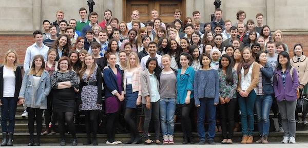 Biology - Class of 2013