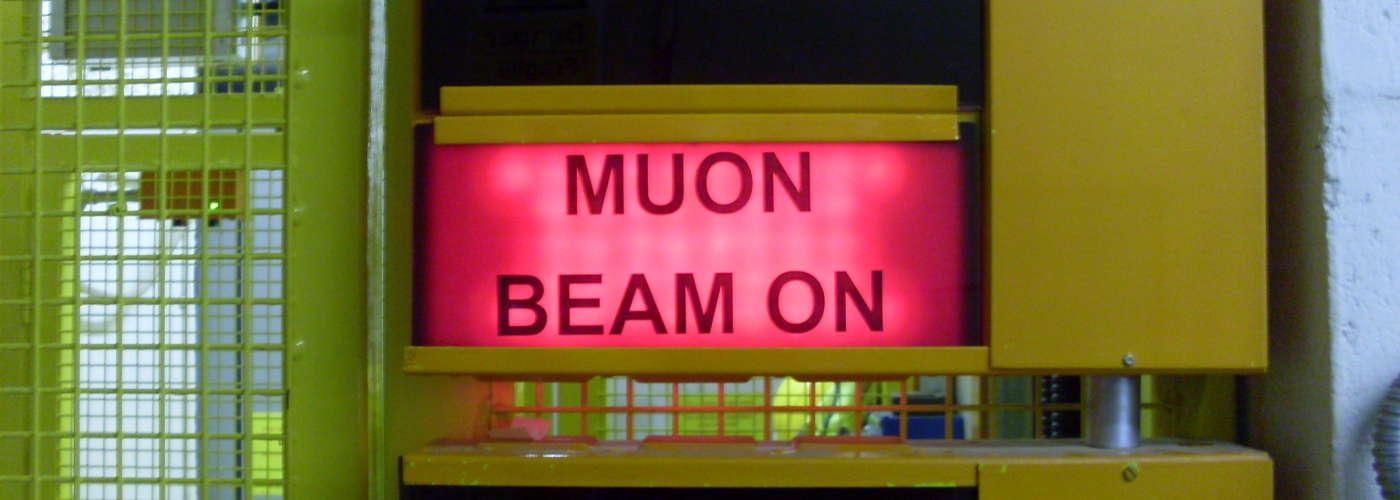 muon-beam-on