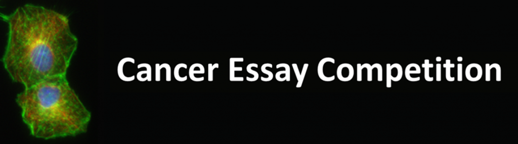 kicking off the blog a competition mres cancer biology blog mres cancer biology are proud to sponsor their first essay competition