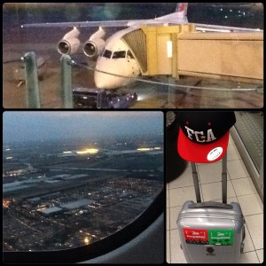 Bye Amsterdam, hello London!