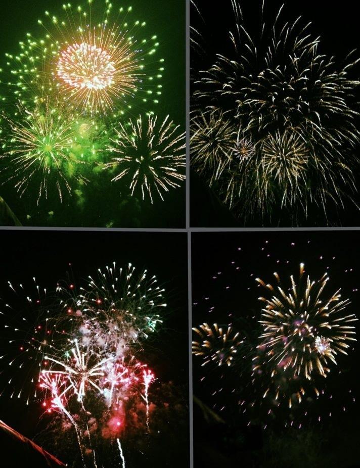 Bonfire Night Fireworks