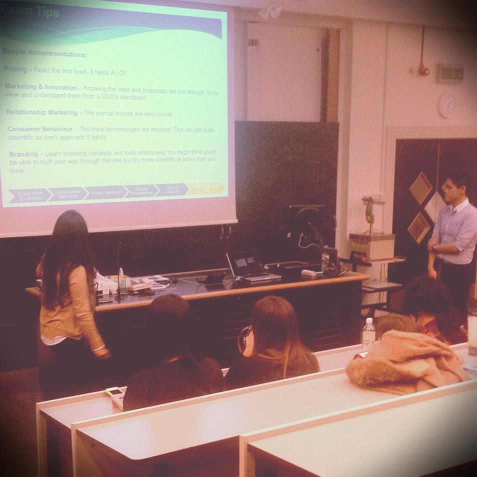 Alumni Presentation - Snapshot