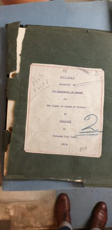Dhar, Surendra Nath. A New Method of Halogenation (1920). Print.