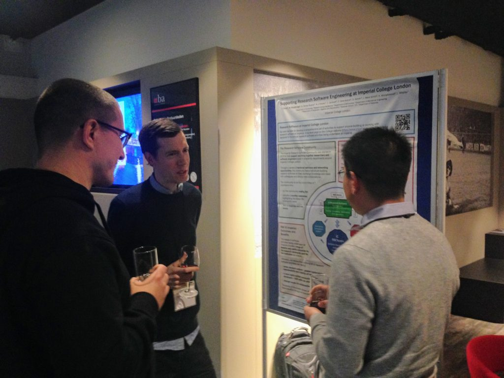 NL-RSE19 poster session