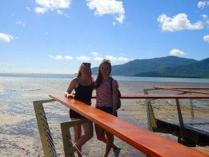 Cairns pier photo