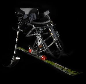 Mono-ski (image courtesy of Praschberger.com)
