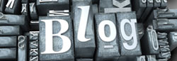 Link to blog landing page