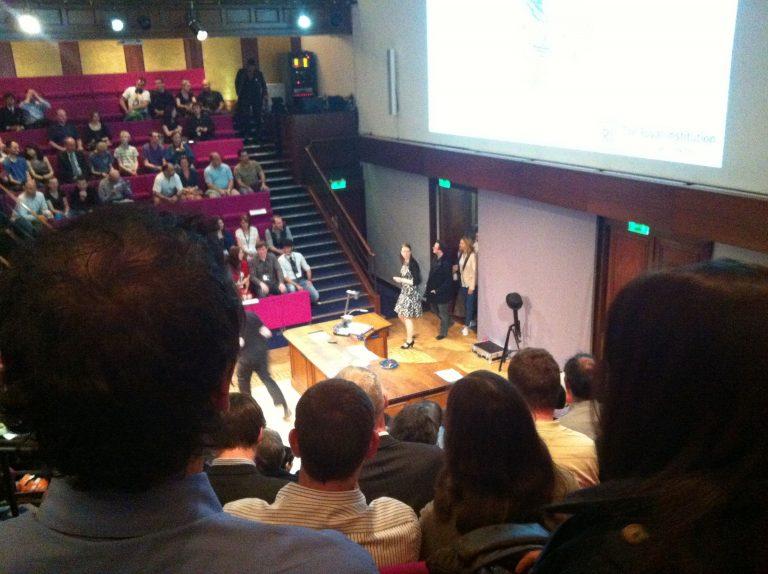 lecture theatre compressed
