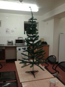 Kitchen Christmas Tree :)