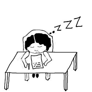 blog table sleeping small