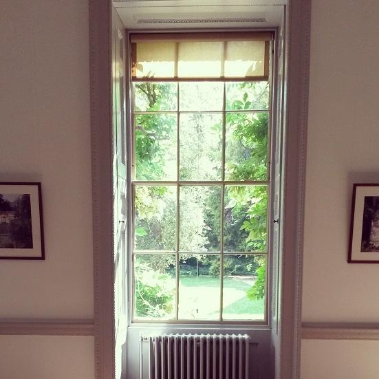 Inside Fulham Palace