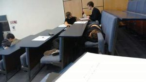 Lectures can take their toll on us Mechanical Engineers
