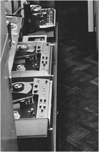 Ampex Video Recorders