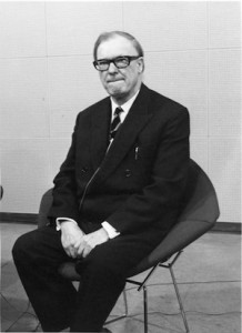 Lord Penney interview in 1971