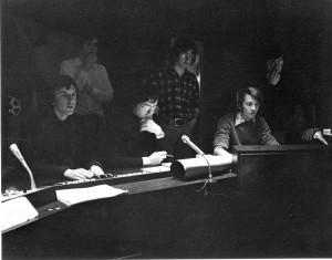 ILEA Battersea Control Room 1977